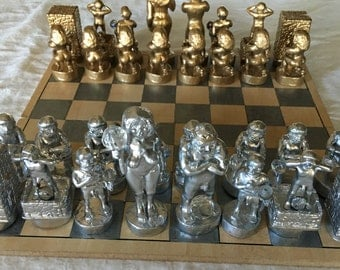 Adult Chess Set