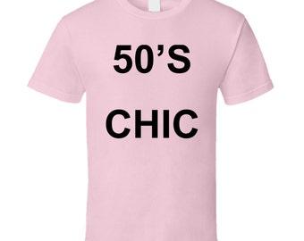 50s Chic T Shirt