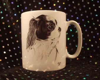 King Charles Spaniel Dog Mug