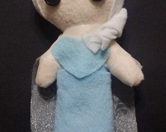 Frozen Felt Plush Doll - Elsa