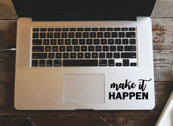 youtube.com how to make a macbook sticker