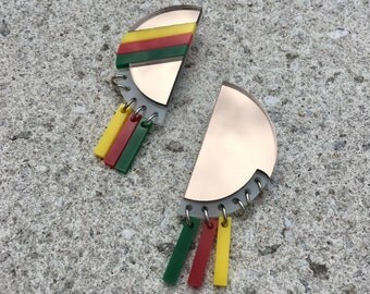 Jammin Earrings