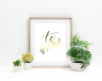 Gold Frame mockup, Styled Stock Photography, Empty Gold Frame , vertical mockup, Product Background Mockup