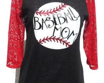 baseball mom shirt, burnout top, baseball mom tee, raglan top, baseball shirt, baseball tee, raglan tee, burnout tee, baseball mom top