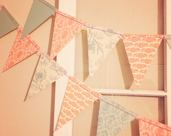 English Tea Party Paper Banner