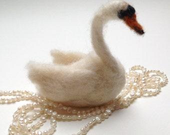 Snow Swan