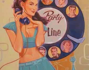 Darlene Dials Her Dream Date