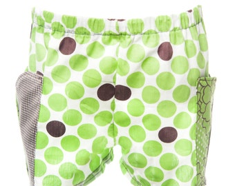 Girl's  Amore Shorts with Treasure Pockets