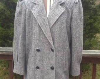 Vintage Womens Jacket Coat