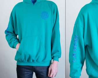L.A. Gear pullover sweater - L/XL