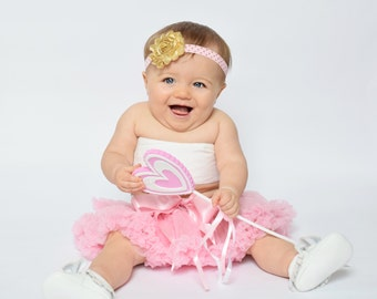 Pink and Gold Headband, Pink and Gold Baby Headband, Pink and Gold Baby Bow, Pink and Gold 1st Birthday Baby Girl Outfit, Pink and Gold Bow