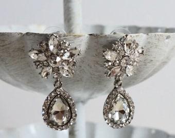 Bride To Be Earrings