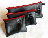 Zipper Pouch Gift Set - Pencil Case, Smartphone Pouch, Coin Purse