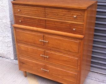 Mid Century Modern,Mid Century,Mid Century Modern Furniture,Mid Century Dresser,Dresser,Bedroom Dressers,Tall Dresser,Chest of Drawers,MCM
