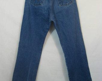 80er jahre 501 shrink to fit levi 39 s jeans alte dunkle. Black Bedroom Furniture Sets. Home Design Ideas