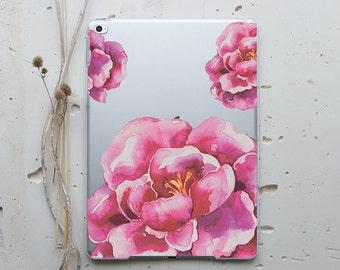 iPad Mini Tablet Case iPad 4 Cover iPad Mini 3 Case iPad Smart Cover iPad Air 2 Case iPad Case iPad 2 Cover Hard iPad Cover Flowers i022