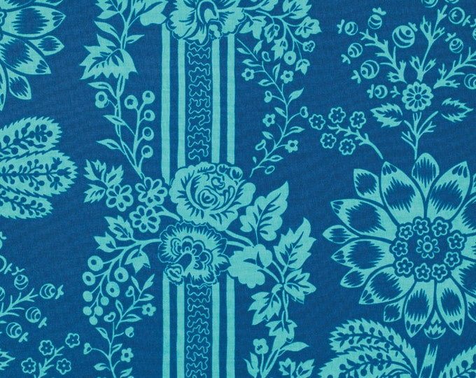 SALE - 1.8 Yards Happy Land by Jennifer Paganelli - Candice JP068 Midnight