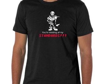 Undertale Papyrus Shirt