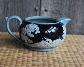 vintage Copeland Spode creamer - earthenware - made in England