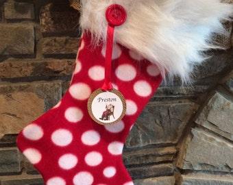Christmas Stockings-customizable