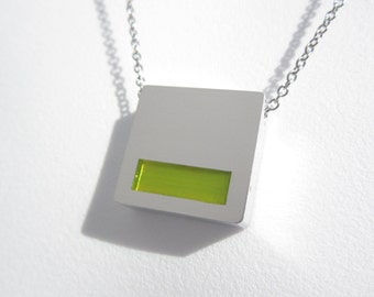 Minimalist Necklace – Modern Contemporary Jewelry