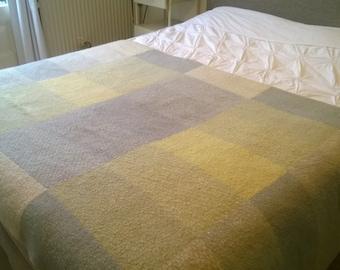 Dutch Wool blanket Aabe 135-218 cm