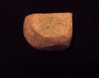 Ancient Native American Tool, Mano Stone, Primitive Tool, Prehistoric Tool, Artifact, Grinding Stone