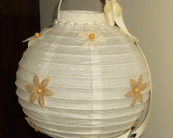 Wedding Paper Lantern Centerpiece, Wedding Decoration, Centerpiece Paper Lantern, Party Decoration, Birthday, Birdal Shower
