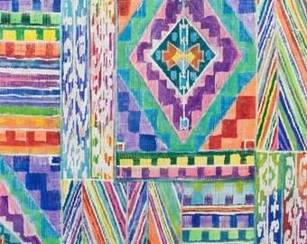 Alexander Henry Ranchera Serape Cotton Fabric BTY