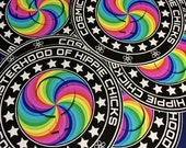 New Cosmic Sisterhood of Hippie Chicks Art Decal