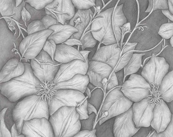 Vine of Life Limited Edition Giclee