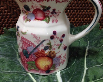Lovely antique Mason small pitcher