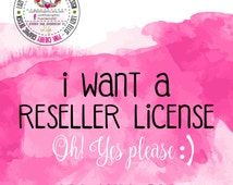 Reseller License for Luzi Ellis Graphics, digital license, resell, make money selling my images, one time fee.