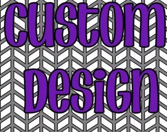 Custom Designed Onesies