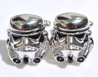 Star wars Storm Trooper Cufflinks