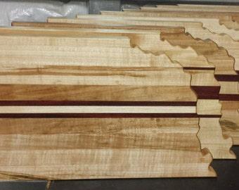 Nebraska cutting board