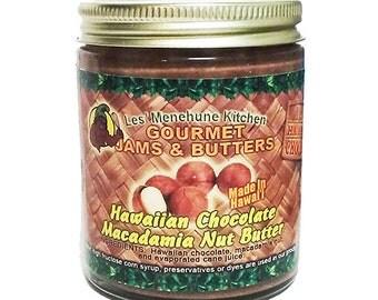 Hawaiian Chocolate Macadamia Nut Butter