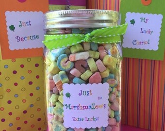 lucky charms 174 marshmallows only lucky by jellyandjemima
