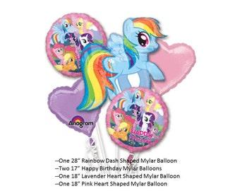 My Little Pony Balloon Set