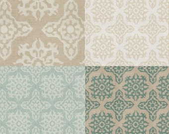 Custom Panels, Window Treatments, Custom Curtains, Medallion & Metallic Embroidered Designs, Pleated Panels, Made To Order, *Medal*