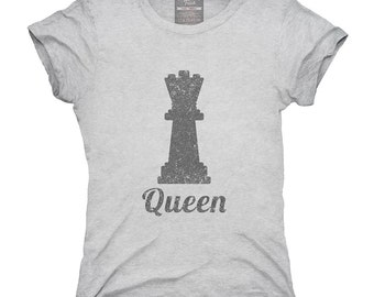 Chess Queen T-Shirt, Hoodie, Tank Top, Gifts