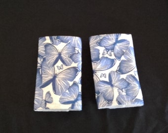Teething Pads/Dribble/Drool Chew Pad For Baby Carriers/Ergo/Butterflies