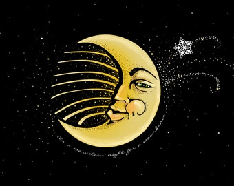 Moondance / Tee Shirt