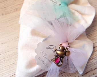Communion favor, baby favor, Mickey Mouse, favors for baptism, favor by birth, birthday favor