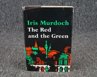 The Red And The Green By Iris Murdoch 1965