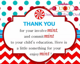 Epic image pertaining to thank you for your commit mint printable