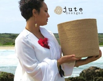 Natural Jute Baskets