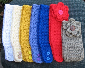Women's Crochet Head Band/ Ear Warmer