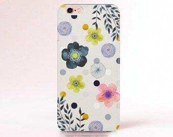 iPhone SE Case Floral iPhone 5 Plus Case Floral iPhone 5s Case Floral iPhone 6 Case Spring Floral Samsung Galaxy S7 Case Galaxy s5 Case 284