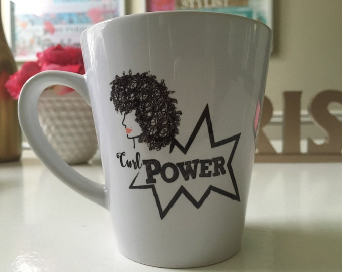Curl Power Mug